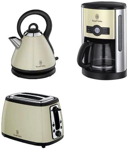 set kaffeemaschine toaster wasserkocher hobbs heritage wasserkocher 2 scheiben toaster kaffeemaschine creme ebay