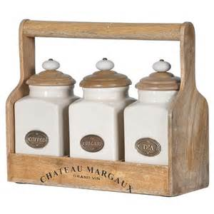 kitchen canisters ceramic set of 3 kitchen canisters crown furniture