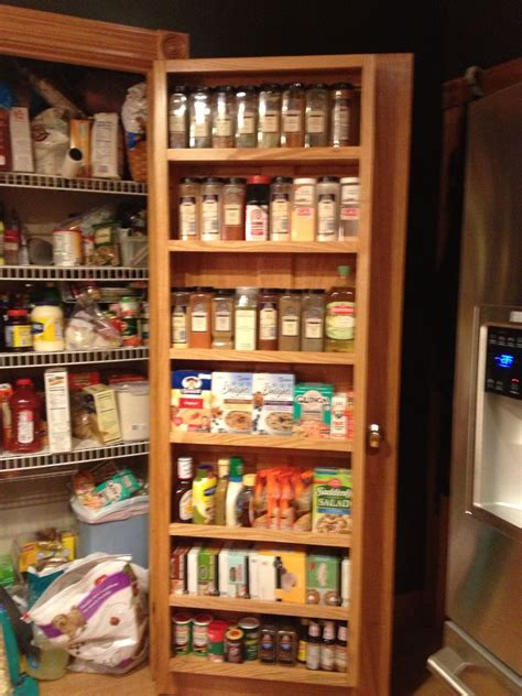 Storage Pantry by Pantry Door Storage Home Decor Pantry Door Storage
