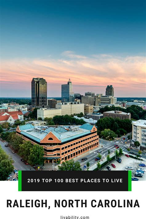 places carolina north capital raleigh waves livability