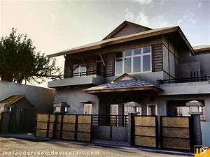 asianstylearchitecture japanese style exterior With home design interior and exterior