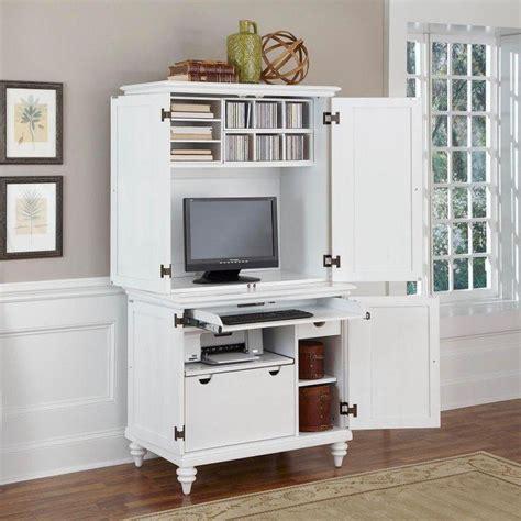 Best 25+ Computer Armoire Ideas On Pinterest  White Desk