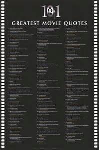 101 Greatest Movie Quotes