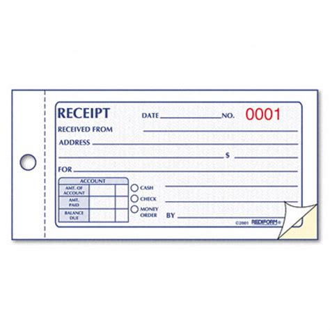printable rent receipt book jasports