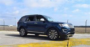 Ford Explorer 2017 : 2017 ford explorer platinum 4x4 hd road test review ~ Medecine-chirurgie-esthetiques.com Avis de Voitures
