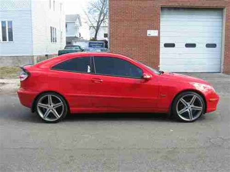 We analyze millions of used cars daily. Find used 2003 Mercedes-Benz AMG C230 Kompressor Coupe 2-Door 1.8L SUPERCHARGED in Linden, New ...