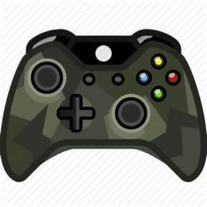 Camo, console, controller, gamer, play, xbox, yumminky ...