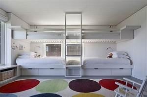 Jugendzimmer Platzsparend : 30 einrichtungsideen f r schlafzimmer den kleinen raum ~ Pilothousefishingboats.com Haus und Dekorationen