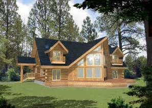 log cabins house plans 3220 sq ft west coast log home style log cabin home log