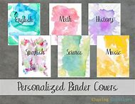 Best School Binder Ideas And Images On Bing Find What Youll Love