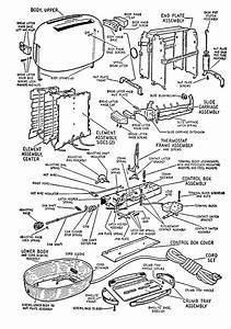 The Inner Structure Of Toaster