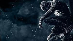 Spiderman 3 Black Suit - PSP wallpapers