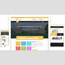 The Best Academic Education Wordpress Theme And Template