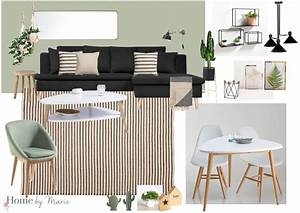 Aménager Un Petit Salon : shopping d co am nager un petit salon home by marie ~ Melissatoandfro.com Idées de Décoration