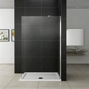 Barre De Douche Extensible : paroi de douche 160x200cm avec barre de fixation ~ Dailycaller-alerts.com Idées de Décoration