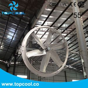Agricultural Fans For Barns by China High Velocity Blast Fan 55 Quot Dairy Barn Ventilation