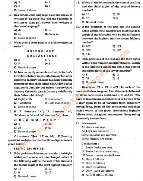 bank po sample question papers  backupdirectory
