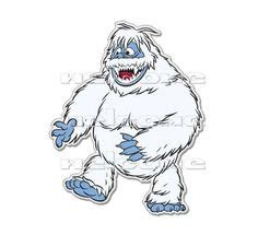 how to draw the rudolph abominable snowman abominable snowman