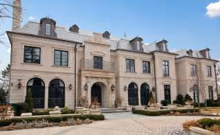 Stunning Neoclassical Home Plans by Chateau Archives Interior Design New York