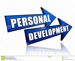Personal Development In Arrows Stock Illustration - Image ...  Personal