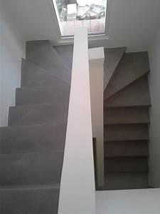Vernis Béton Ciré : naturellement chaux b ton cir ~ Premium-room.com Idées de Décoration