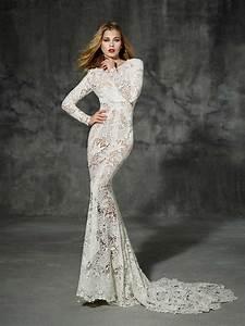 YolanCris boho wedding dress Laietana