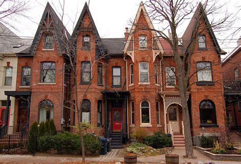 Interesting Townhouses And Rowhouses Skyscrapercity