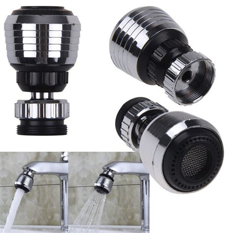 kitchen faucet swivel aerator swivel spray steam aerator faucet thread tap water