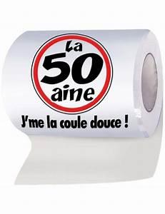 Cadeau Homme 50 Ans : papier toilettes anniversaire 50 ans mister fiesta ~ Medecine-chirurgie-esthetiques.com Avis de Voitures