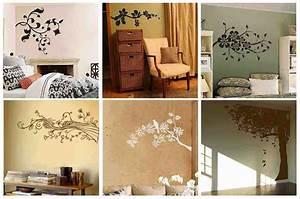 Wall decor ideas for bedroom ideasdecor