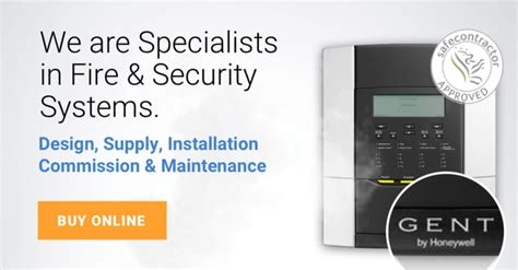 Specialists In Fire Detection Sytems