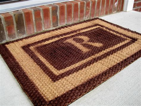 Front Door Mats Design And Ideas Decoration