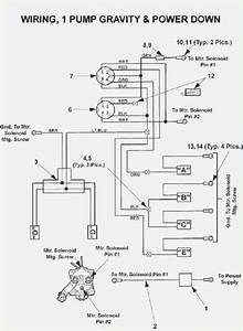 Waltco Hydraulic Lift Gate Wiring Diagram