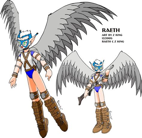 Oc Raeth By Zkfanart On Deviantart