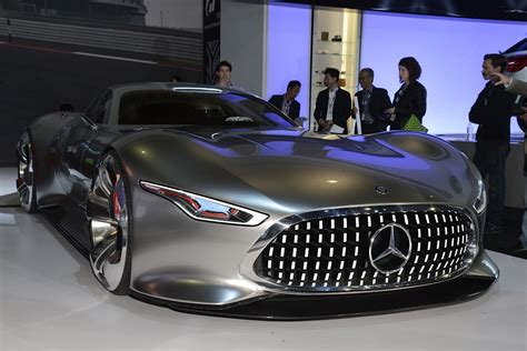 Mercedes Benz Amg Vision Gran Turismo Looks Badass Live As Well Autoevolution