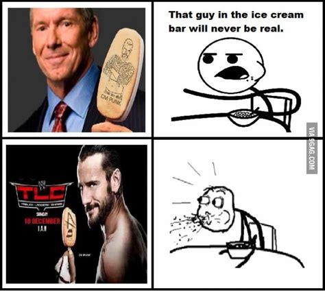 Wwe Memes - wwe meme beautiful ice cream bars and thoughts