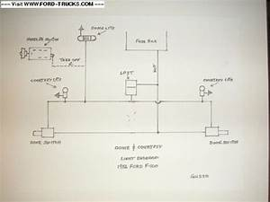1998 Ford Ranger Dome Light Wiring Diagram