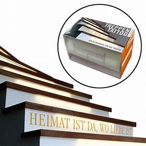 Tattoo Kosten Berechnen : klebetattoo f r die treppe 80x12cm heimat ist da wo ~ Themetempest.com Abrechnung
