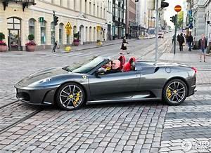 Ferrari F430 Spider : ferrari f430 spider 10 june 2014 autogespot ~ Maxctalentgroup.com Avis de Voitures