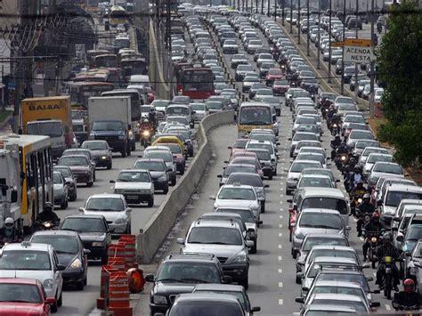 jam mes las 10 ciudades con el peor tráfico vehicular en 2014