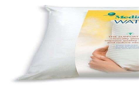 mediflow waterbase pillow mediflow waterbase pillow dudeiwantthat