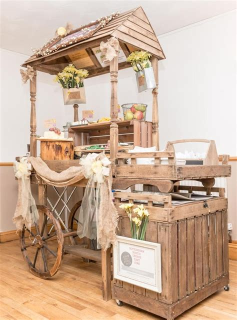 nottingham rustic cheese cart hire parties