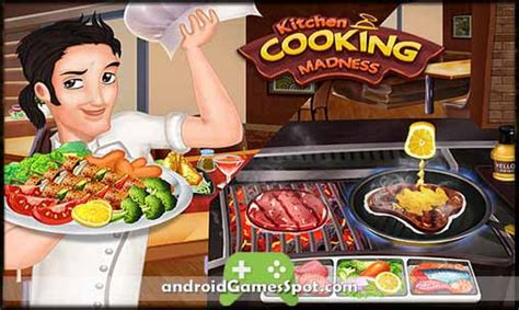 Kitchen Apk by Kitchen Cooking Madness Apk Free V1 1