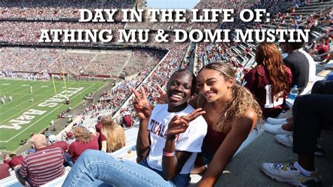 day   life  athing  dominique mustin youtube