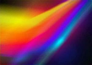 Cantik Warna Neon Latar Belakang Gambar Vektor Vector