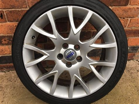 Rims For Volvo S40 volvo v50 s40 medusa alloy wheel in pinxton