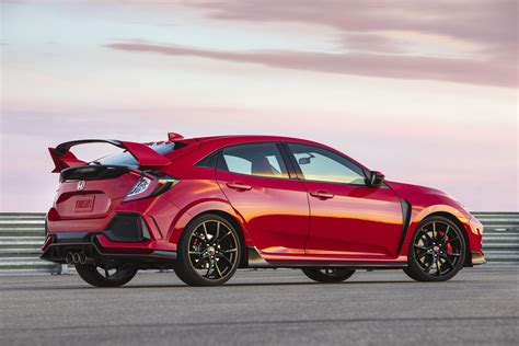 Civic Si Type R by Honda Looks At Adding Power All Wheel Drive To Civic Type R