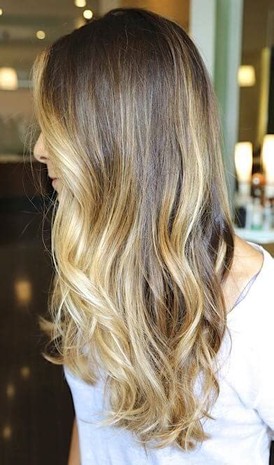 balayage  beachy summer hair