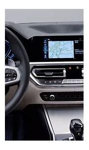 The new BMW 330e Sedan Plug-in Hybrid – Interior - YouTube