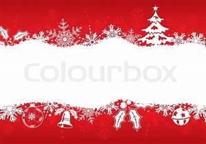 Bilder Mit Rahmen Modern : weihnachten rahmen mit baum schneeflocken und deko element vektor illustration vektorgrafik ~ Bigdaddyawards.com Haus und Dekorationen